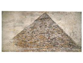 Only with Wind, Time, and Sound (Nur mit Wind, mit Zeit und mit Klang)-(1997)-Anselm-Kiefer