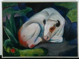 White-Bull-(1911)-Franz-Marc