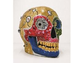 Skull Meditation Room