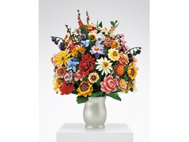 Koons Large Vase of Flowers