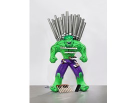 Koons Hulk Organ