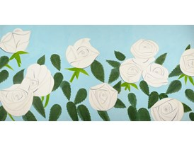 White Roses 9, 2012