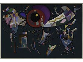 Kandinsky - AROUND THE CIRCLE