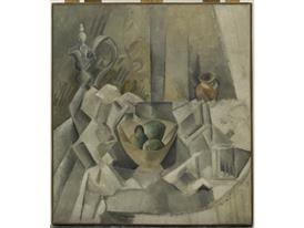 Picasso - CARAFE JUG AND FRUIT BOWL