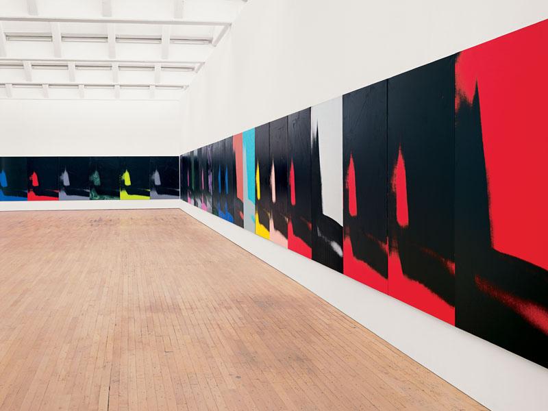 Warhol Shadows 1