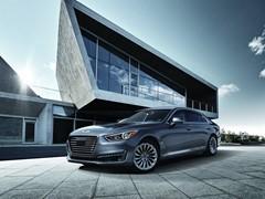 Genesis Motor America Reports March Sales