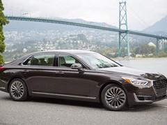 Genesis G90 Earns 2017 Consumer Guide® Automotive Best Buy Award