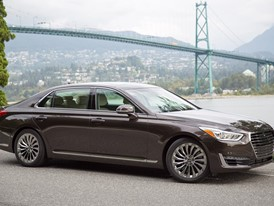 Genesis G90 Earns 2017 Consumer Guide® Automotive Best Buy Award