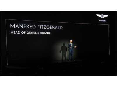 Manfred Fitzgerald, Head of Genesis Brand_1