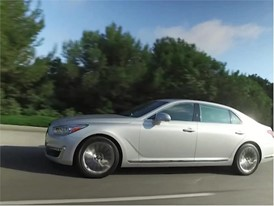 Genesis - G90 B-Roll Long Version