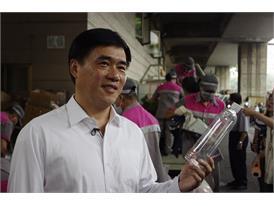 Rock the Rubbish-Taipei City mayor Hao Longbin