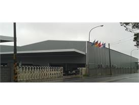 Order is equipped with all-inclusive warehouse and storage