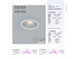 LED down light 3