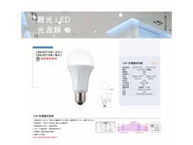 12w LED bulb (2)
