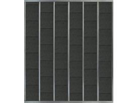 light energy-saving bricks with frames
