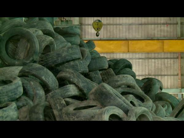 No More Waste Tires
