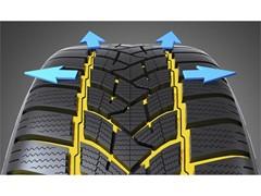 Le Dunlop Winter Sport 5 disponible pour les SUV