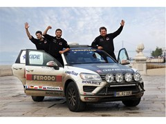 Another first for Goodyear and Rainer Zietlow: breaking a new world record!