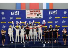 Dunlop's 100% success rate continues in European Le Mans Series
