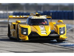 Dunlop hail performance gains in 2017 LMP2 prototype tyre test