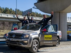 Completed the Ultimate Road Trip: from Dakar to Moscow in record time