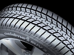 Sava expands its SUV winter tire range with the brand new Eskimo SUV 2