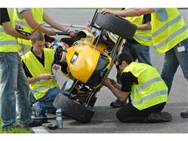 "Goodyear ""ThinkGoodMobility Challenge""  engages young people across Europe  to share their visions for the future of mobility"