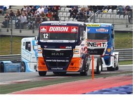 Goodyear becomes truck racing partner