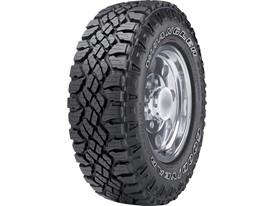 Wrangler Dura Trac: tire shot