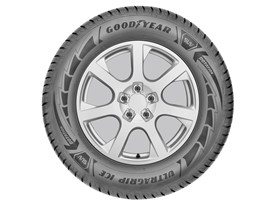 Goodyear UltraGrip Ice SUV - Tire Shot