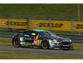 Second win in four races for Aston Martin and Dunlop in LMGTE-Am