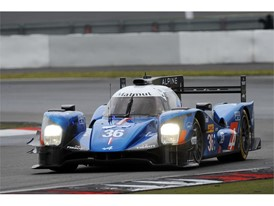 Alpine and Dunlop win at FIA WEC Nurburgring
