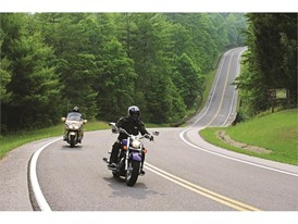 For your RoadTrip - MT Technology provides Elite 4 riders with higher mileage