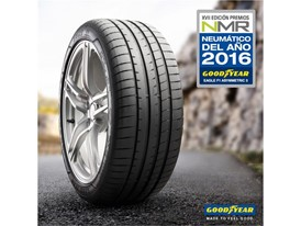 "Eagle F1 Asymmetric 3 ""Tire of the Year"" 2016"