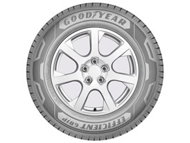 Goodyear EfficientGrip Cargo - Light Truck Tire: Tire Shot