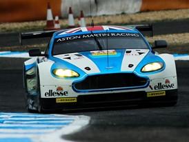European Le Mans Series Champions - Aston Martin Racing