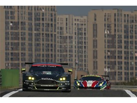 #95 Aston Martin leads the LMGTE Championship with one race remaining