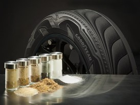 Goodyear Innovation Renewable materials