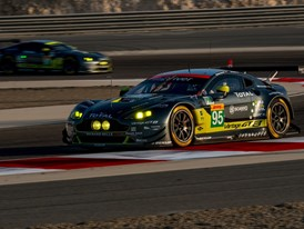 World Class Performance. Dunlop and Aston Martin Clinch Double Titles