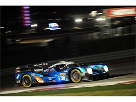 Dunlop were the choice of 2016 FIA World Endurance Champions, Alpine.