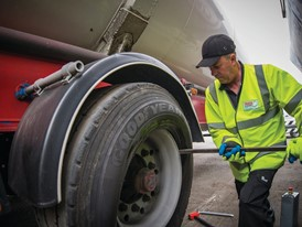 Goodyear ServiceLine24h Keeps Downtime to a Minimum