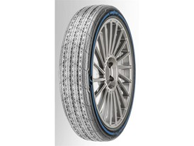 Goodyear Introduces the IntelliGrip Urban Concept: A Smart Tire for Future Urban Fleets