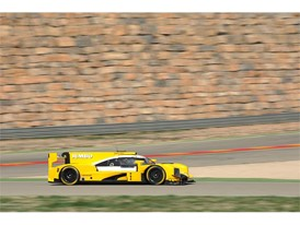 Dunlop Aragon Test - Dallara