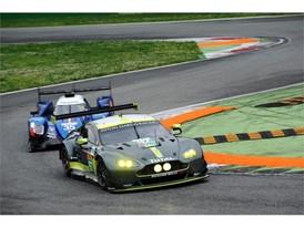 Astom Martin Racing Vantage & Signatech Alpine - WEC