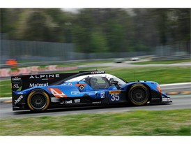 Signatech Alpine Matmut Alpine A470