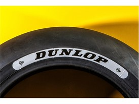 Grey sidewall for Moto2 Special Hard 2 and Medium 2 Front. Also used on Moto3 Medium,