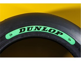Moto2 Soft - Green Sidewall
