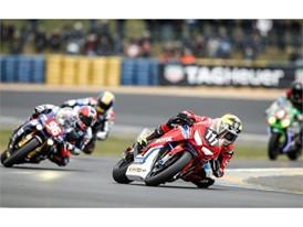 Honda Endurance Racing & Moto Ain CRT