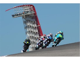 Joan Mir collected two successive Moto3 wins with victory in Argentina