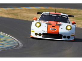 Gulf Racing Porsche